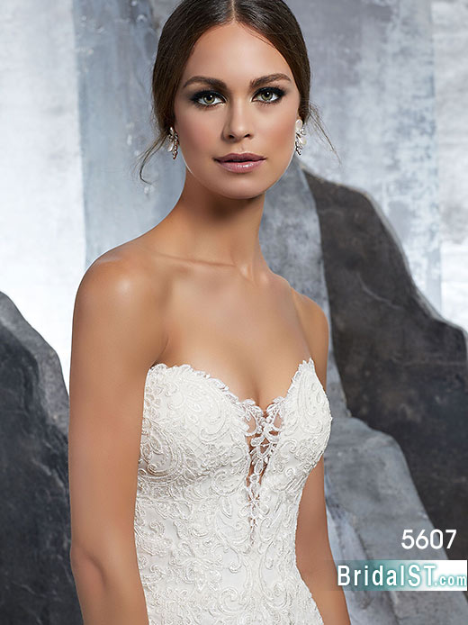Morilee Style 5607