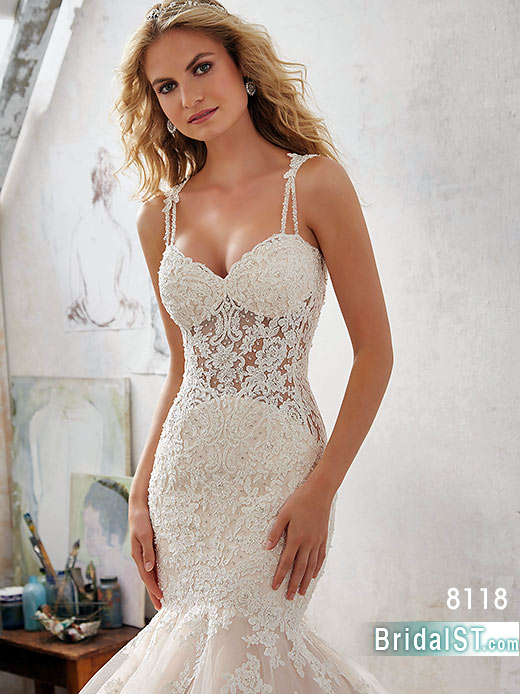 Morilee Style 8118