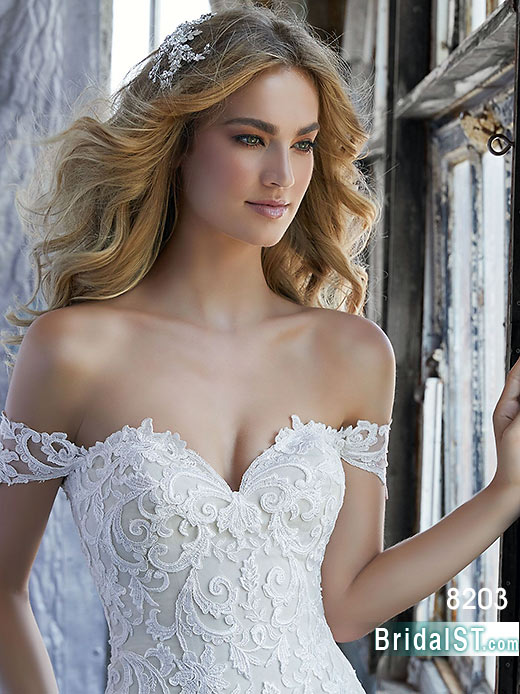 Morilee Style 8203