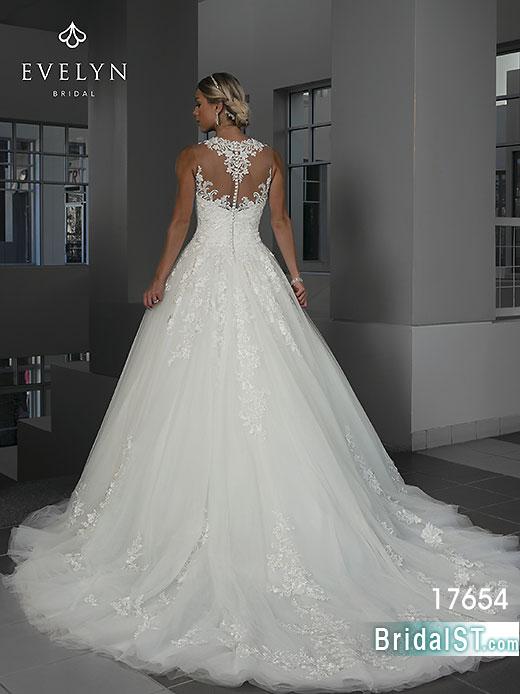 Evelyn Bridal Style #17654