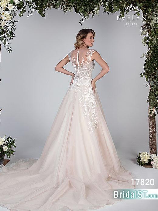 Evelyn Bridal Style #17820