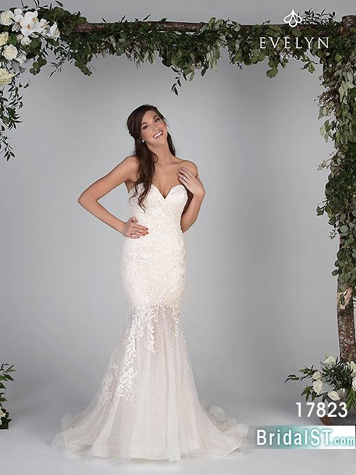 Evelyn Bridal Style #17823