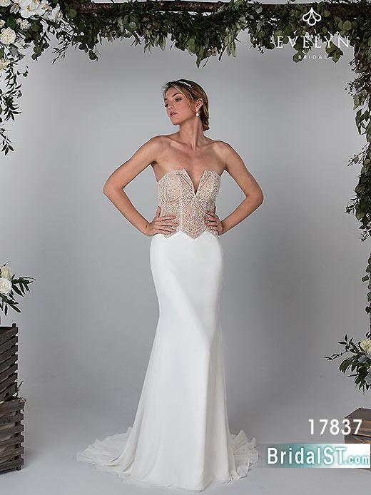 Evelyn Bridal Style #17837