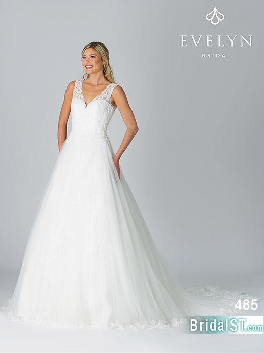 Evelyn Bridal Style #485
