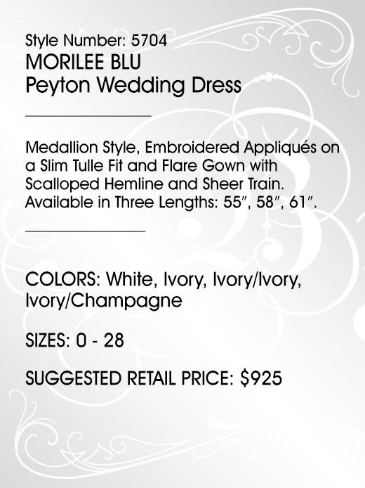 Morilee 5704 Peyton