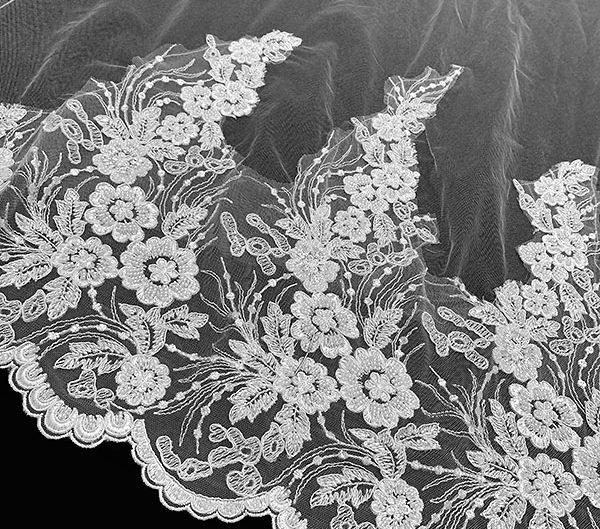 customized veil, photo 3