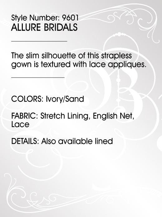 Allure 9601 Info Box