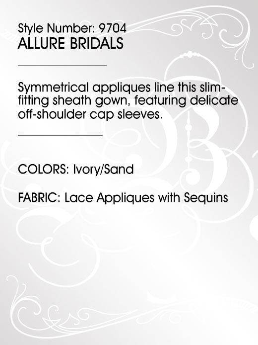 Allure 9704 Info Box