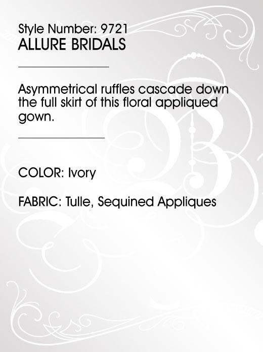 Allure 9721 Info Box