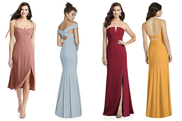 Dessy Group Bridesmaids Collection