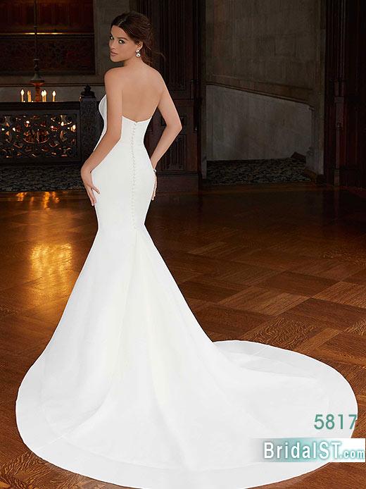 Morilee Blu 5817 Scarlett bridal dress