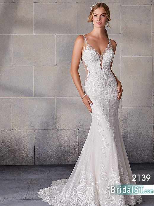 Morilee Blu 2139 Sofia Bridal dress